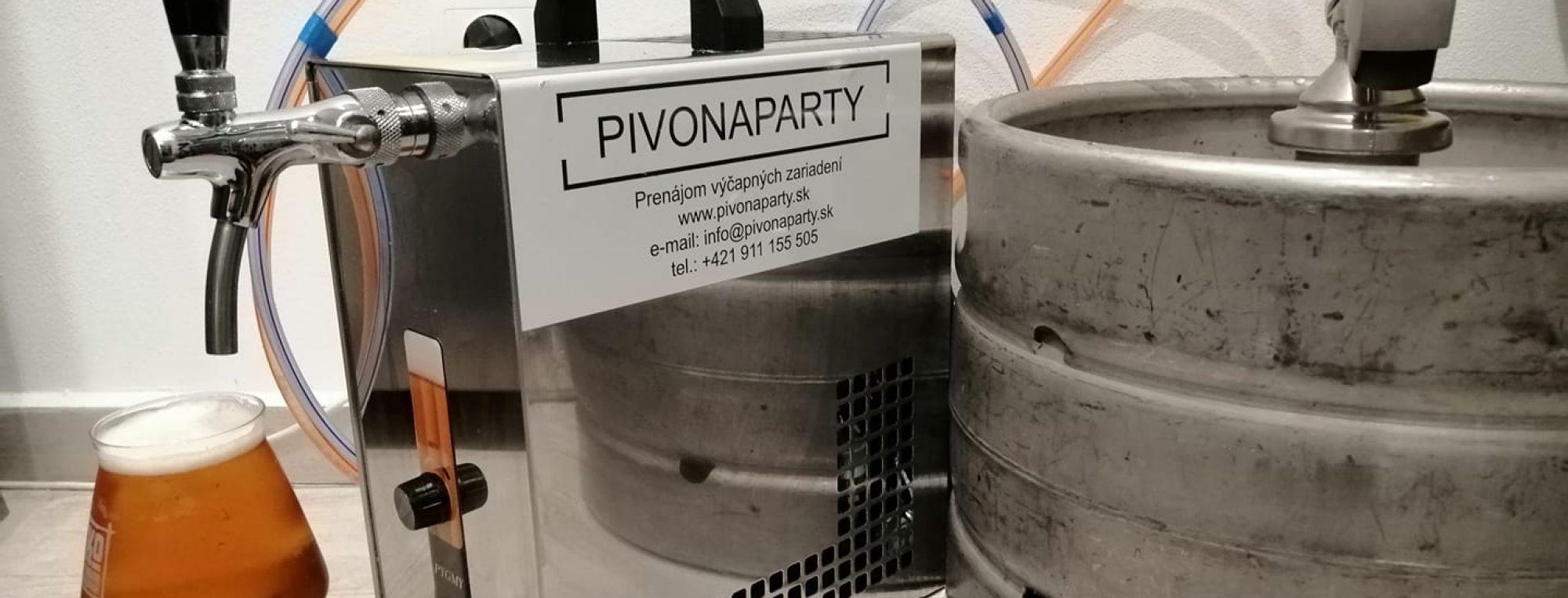PIVONAPARTY